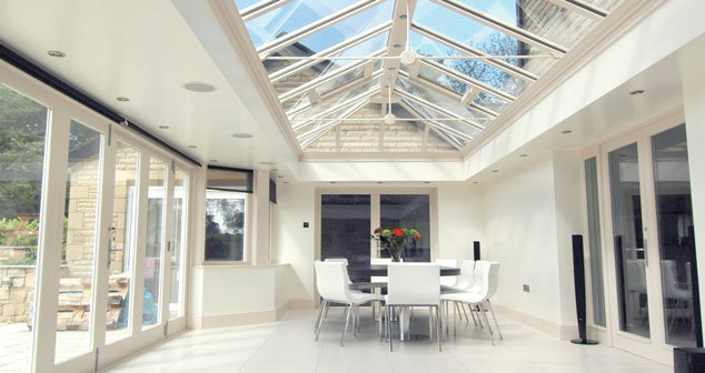 Orangery in Chard, Somerset